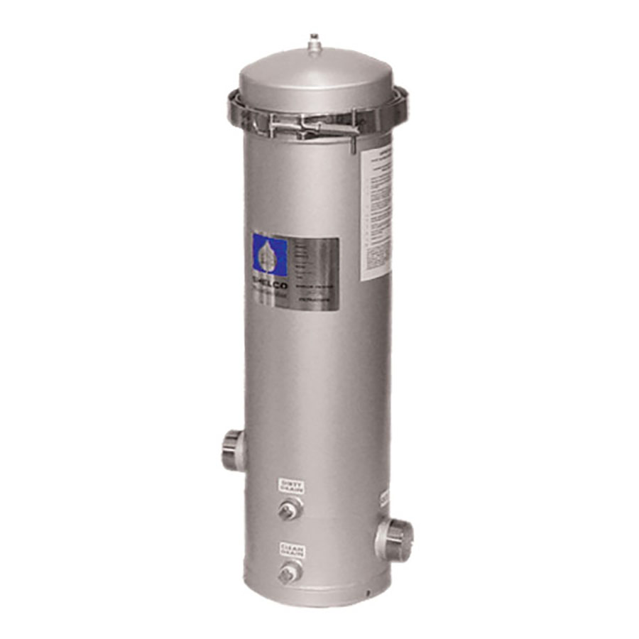Shelco 5fos Series Filter Housing 5 20 Quot Filters H2o