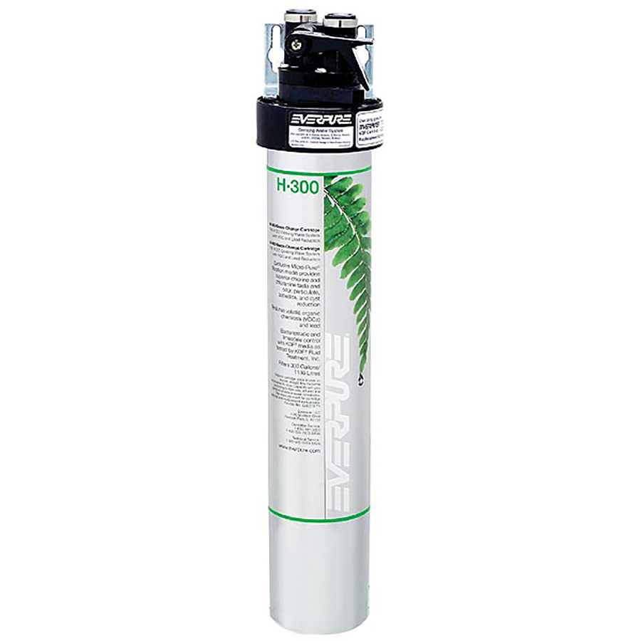 Everpure h 300 drinking water system h2o distributors for Everpure h300nxt