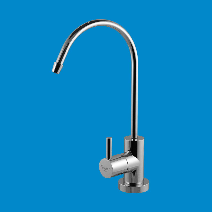 Euro Style Drinking Water Faucet with Chrome Finish - H2O Distributors