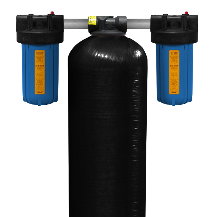 8 10 Gpm Non Backwashing Whole House Carbon Filter With