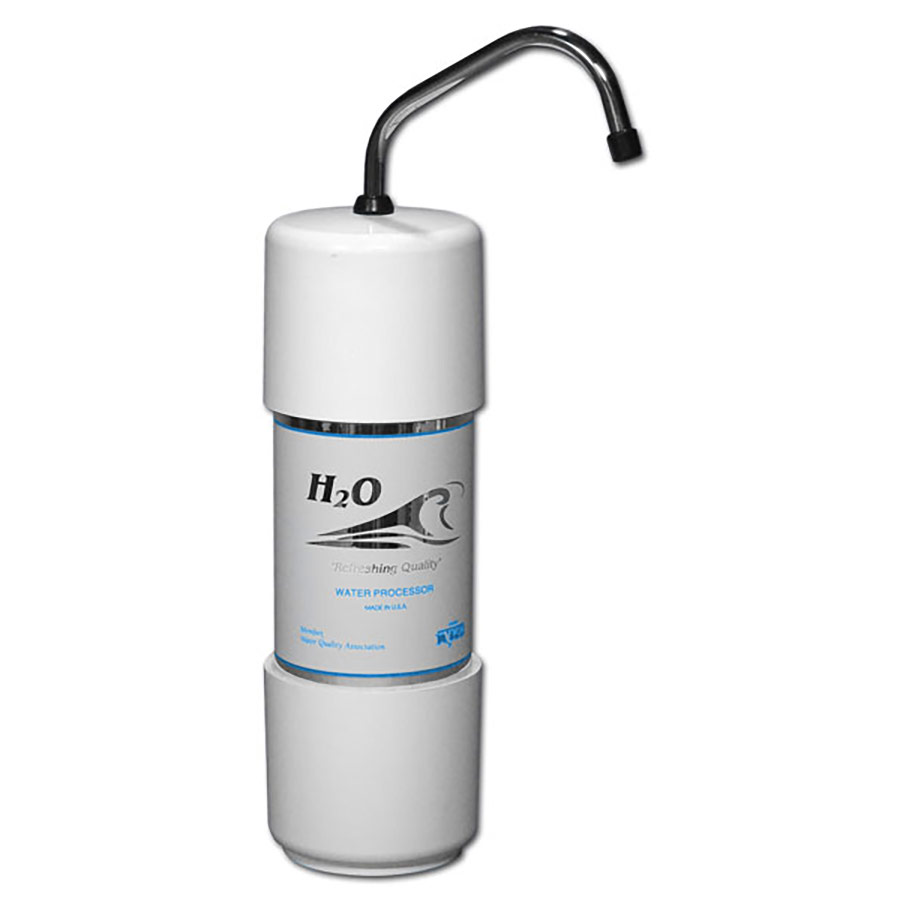 h2o international ct counter top water filter - h2o distributors