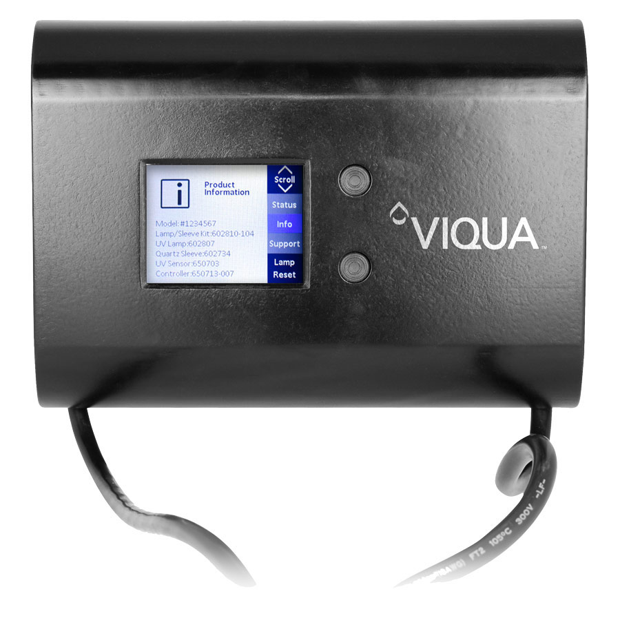 Viqua Ihs22 D4 Integrated Home Plus Uv System H2o