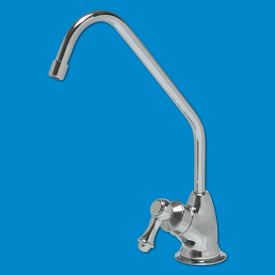 Lf Water Meter : Air gap luxury lead free water faucet w chrome finish