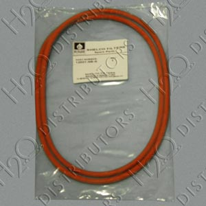 Gasket for 12FOS, 12SD, & 12UD Series, Silicone (Swing Bolt Style)