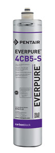 "Everpure 14.5"" Carbon Block Cartridge with Scale Reduction"