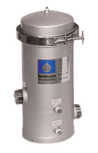 "Shelco 4FOS Series Filter Housing - (4) 10"" Cartridges"