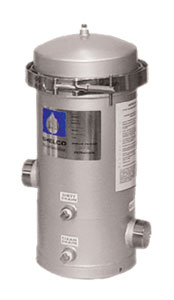 "Shelco 5FOS Series Filter Housing - (5) 10"" Cartridges"