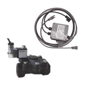 UV Max Solenoid Kit with Junction Box, 120V - 3/4