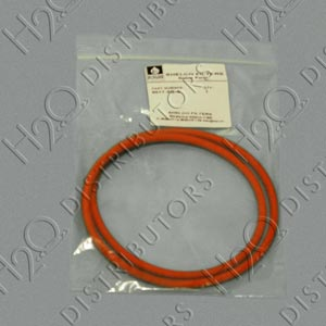Gasket for 4FOS, 5FOS, BFC, & BFS Series, Silicone (Swing Bolt Style)