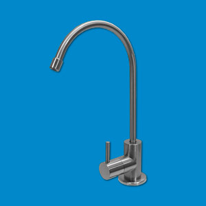 Euro Style Drinking Water Faucet - Brushed Nickel Finish