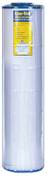 "Flow-Max Jumbo Model 170 30-3/4"" x 7-3/4"", 150 Micron Mesh Cartridge"