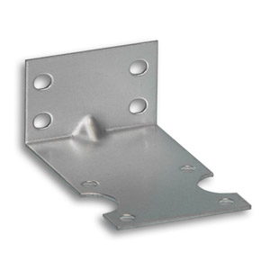 Single Housing Mounting Bracket for 4200 & 7000 Series Housings - Steel