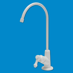 Euro Style Luxury Lead Free Drinking Water Faucet - White Finish