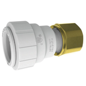 "John Guest 3/4"" CTS x 3/4"" NPT Female Connector"
