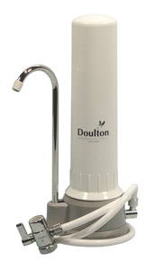 Doulton HCP Countertop System with UltraCarb Candle 10""