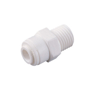 "Organic 1/4"" QC x 1/4"" MPT Male Connector"