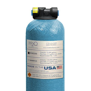 H2o Whr300 Whole House Replacement Tank For Nsa 300h