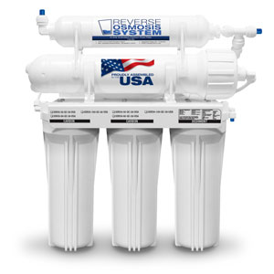 5-Stage Reverse Osmosis System