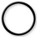 Pentek® Square Cut O-ring - Buna-N for Big Clear Filter Housings
