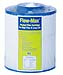 "Flow-Max® Jumbo Model 40 9-5/8"" x 7-3/4"", 0.35 Micron Pleated Cartridge"
