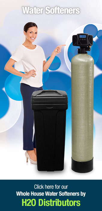 Click here for our Whole House Water Softeners by H2O Distributors and Safe Water Technologies
