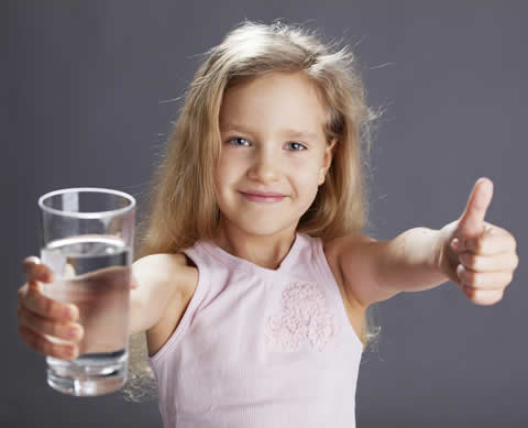 Filtered Water Benefits the Whole Family
