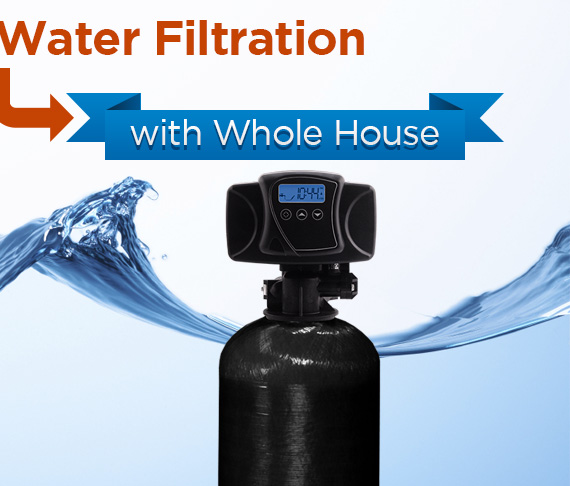 H2O Distributors Whole House Systems